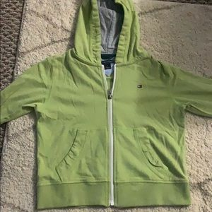 Hoodie size 4 Tommy Hilflger